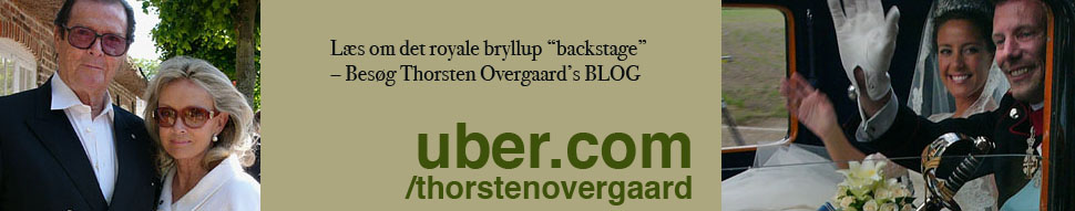 Thorsten Overgaard BLOGs at uber.com